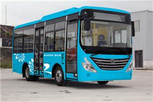 奇瑞万达WD6730公交车