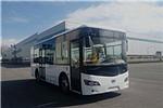 一汽CA6860URBEV21公交车(纯电动12-26座)
