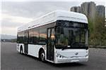 一汽CA6100URFCEV21低入口公交车(氢燃料电池20-38座)