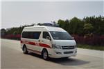 九龙HKL5041XJHCE救护车(柴油国五3-7座)