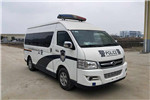 九龙HKL5032XQCQEB囚车(汽油国五10-15座)