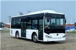广西申龙HQK6859PHEVB插电式公交车(柴油/电混动国五13-26座)