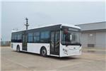 广西申龙HQK6119N5GJ公交车(天然气国五18-40座)