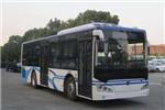 广西申龙HQK6109PHEVNG1插电式公交车(天然气/电混动国五17-33座)