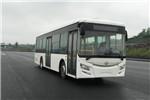 广西申龙HQK6128N5GJ公交车(天然气国五19-33座)