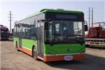 广西申龙HQK6109BEVB19公交车(纯电动17-40座)