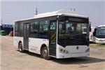 广西申龙HQK6859BEVB4公交车(纯电动13-26座)