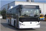 广西申龙HQK6109PHEVNG插电式公交车(天然气/电混动国五16-33座)