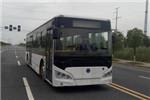 广西申龙HQK6109BEVB25公交车(纯电动20-40座)