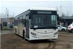 广西申龙HQK6109CHEVNG2插电式公交车(天然气/电混动国五16-31座)
