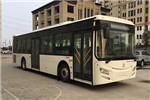 广西申龙HQK6119CHEVNG插电式公交车(天然气/电混动国五17-32座)