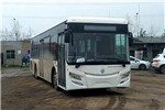 广西申龙HQK6109CHEVNG1插电式公交车(天然气/电混动国五16-31座)