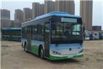 广西申龙HQK6819BEVB3公交车(纯电动12-29座)