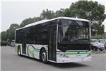 广西申龙HQK6109BEVB1公交车(纯电动16-40座)