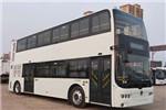 广西申龙HQK6109HFBEVZ1双层公交车(纯电动29-59座)