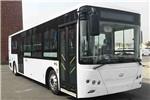 建康NJC6105GBEV7低入口公交车(纯电动14-37座)