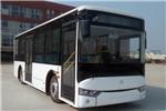建康NJC6850GBEV公交车(纯电动13-31座)