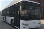 建康NJC6105GBEV公交车(纯电动23-34座)