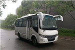 奇瑞万达WD6668DA1客车(柴油国六24-25座)