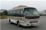 晶马JMV6661GRBEV公交车(纯电动10-23座)