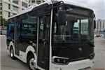 晓兰HA6660BEVB2公交车(纯电动10-17座)