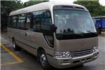 晓兰HA6702公交车(柴油国五10-23座)