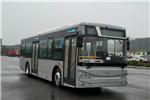 中兴GTZ6107BEVB公交车(纯电动25-38座)