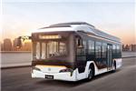 银隆CAT6122CRBEVT低入口公交车(纯电动22-42座)