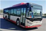 银隆GTQ6105SHEVBT30插电式公交车(柴油/电混动国六20-36座)