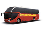 豪沃JK6117H5A客车(柴油国五24-48座)