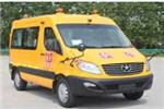 江淮HFC6501K1MDXCAV幼儿专用校车(柴油国五16-17座)