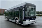通工TG6105GBEV2低地板公交车(纯电动17-28座)