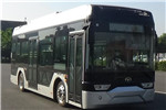 通工TG6901GFCEV2低入口公交车(氢燃料电池21-31座)