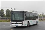 智电HYK6105GBEV低入口公交车(纯电动16-29座)