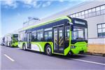 浙江中车CSR6121GNCHEV2公交车(天然气/电混动国五10-40座)