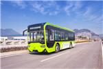 浙江中车CSR6100GNCHEV2公交车(天然气/电混动国五25-35座)