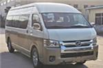 九龙HKL6600D6H客车(柴油国六10-17座)