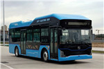 秦星SYD6103GBEV低入口公交车(纯电动19-31座)