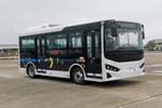 广汽比亚迪GZ6660B3EV公交车(纯电动11-21座)