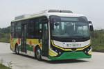 广汽比亚迪GZ6800LZEV公交车(纯电动12-23座)
