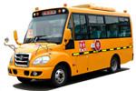 华新HM6598XFD6XZ中小学生专用校车(柴油国六10-19座)