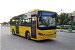 宏远KMT6861GBEV公交车(纯电动15-28座)