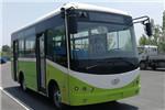 金华奥CCA6670BEVG01公交车(纯电动11-18座)