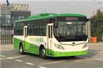 华新HM6806CRBEV公交车(纯电动18-29座)