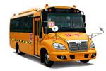 华新HM6760XFD5XS小学生专用校车(柴油国五33-41座)
