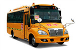 华新HM6760XFD5XN幼儿专用校车(柴油国五33-42座)