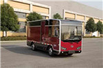 宏远KMT5042XXYBEV厢式运输车(纯电动2座)