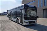 宏远KMT6107GBEV低地板公交车(纯电动21-37座)