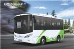宏远KMT6601GBEV公交车(纯电动11-16座)