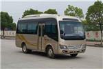 宏远KMT6601HD5客车(柴油国五19座)